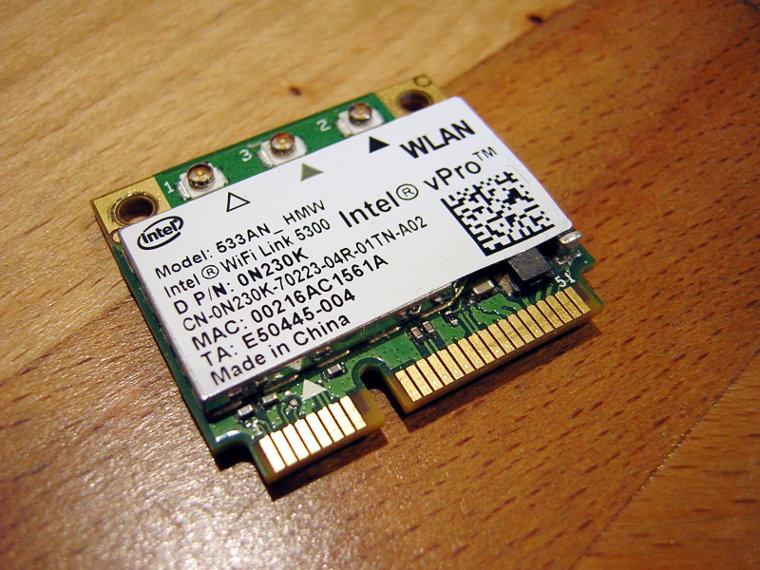 Dell E6400 WiFi Module